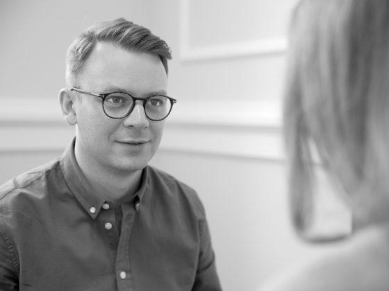 Psykologerne Skovgaard Kvarning fra Herning hjælper mennesker med at skabe forandring i deres liv. Vi skabte en ny professionel hjemmeside til dem